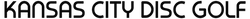 KC Disc Golf Club Logo